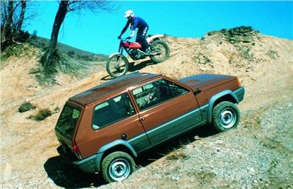 1980 Fiat Panda 4x4 Offroader/Strip (ItalDesign)