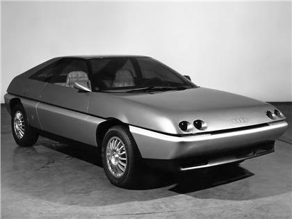 1981 Audi Quartz (Pininfarina)
