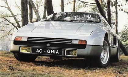 1981 AC ME3000 (Ghia)