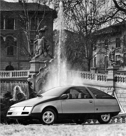 1981 Ford Avant Garde (Ghia)