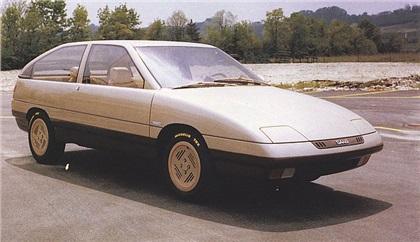 1982 Saab Viking (Fissore)
