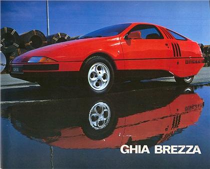 1982 Ford Brezza (Ghia)