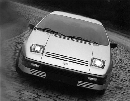 1982 Ford Quicksilver (Ghia)