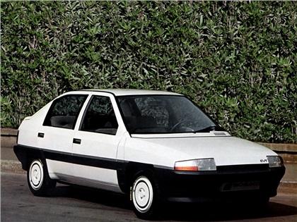 1982 Michelotti CVT 58