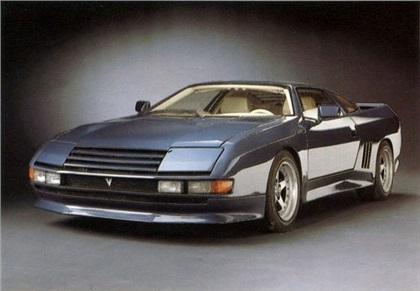 1983 Zender Vision 1S