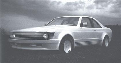 1983 Mercedes-Benz Shanin (Sbarro)