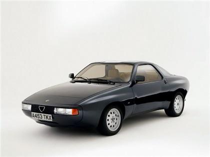 1983 Alfa Romeo Zeta Sei (Zagato)
