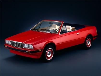 1984 Maserati Biturbo Spyder (Zagato)