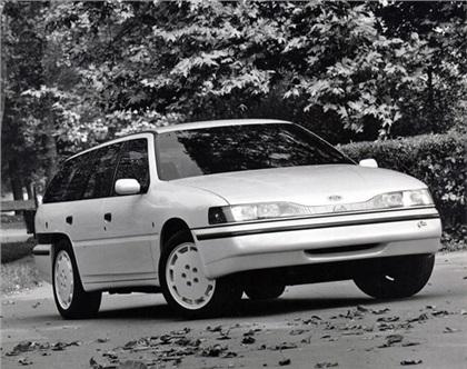 1984 Ford Vignale TSX-4 (Ghia)