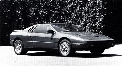 1985 Ford Maya II EM (ItalDesign)