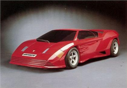 1985 Zender Vision 2