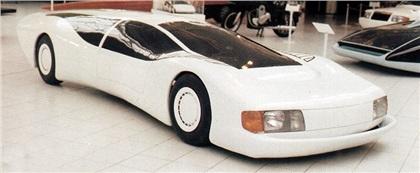1985 Mercedes-Benz Le Mans Prototype (Colani)