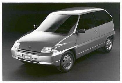 1985 Ford Urby (Ghia)