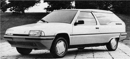 1986 Citroen BX Dyana (Heuliez)