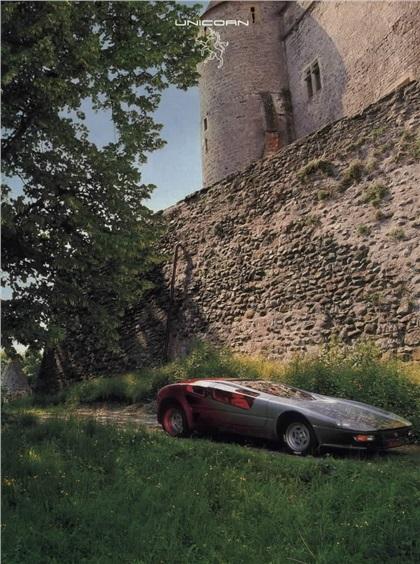 1986 Sbarro Challenge 2+2