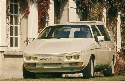 1986 Citroen Aventure (Sbarro)