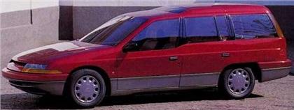 1986 Ford Vignale TSX-6 (Ghia)