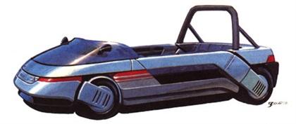 1986 ItalDesign Machimoto