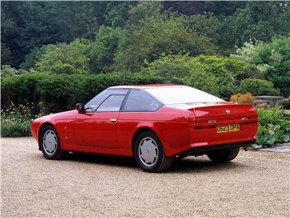 Aston Martin Vantage Zagato Студии - 1986 aston martin vantage