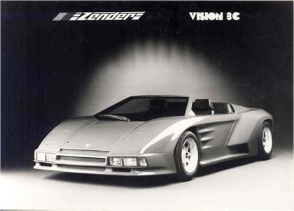 1986 Zender Vision 3c