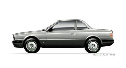 1988 Maserati Karif (Zagato)