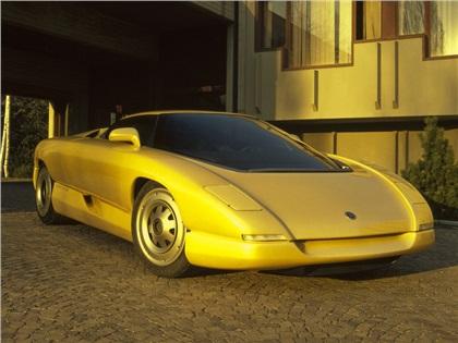 1990 Chevrolet Corvette Nivola (Bertone)