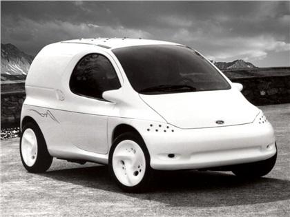 1990 Ford Zag (Ghia)