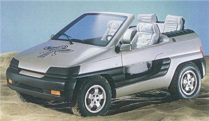 1990 Citroen Scarabee D'Or (Heuliez)