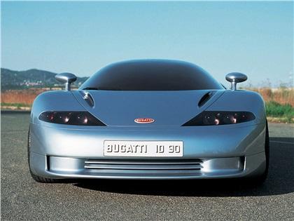 1990 Bugatti ID 90 (ItalDesign)