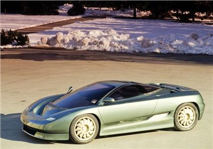 1991 Lotus Emotion (Bertone)