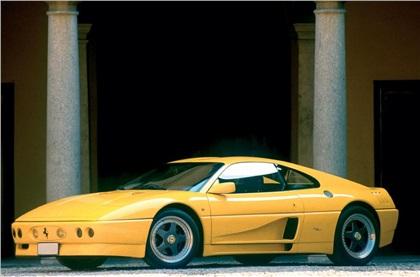 1991 Ferrari 348 Elaborazione (Zagato)