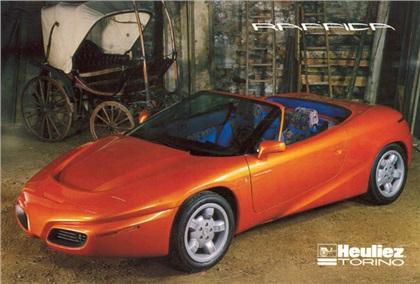 1992 Heuliez Raffica