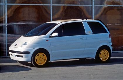 1992 Fiat Cinquecento (ItalDesign)