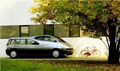 1992 BMW Columbus (ItalDesign)