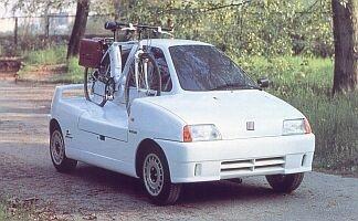 1992 Fiat 500 Z-Eco (Zagato)