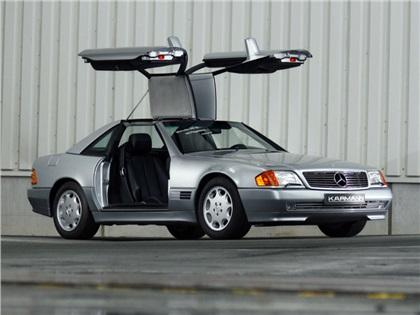 1993 Mercedes-Benz 300 SC Sport Coupe (Karmann)