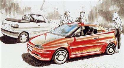 1994 Fiat Punto Racer (Bertone)