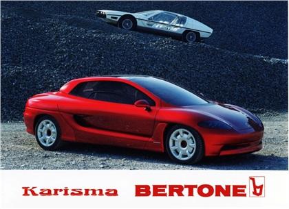 1994 Porsche Karisma (Bertone)