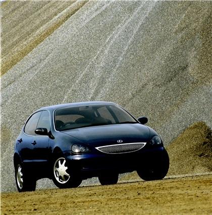 1994 Lexus Landau (ItalDesign)