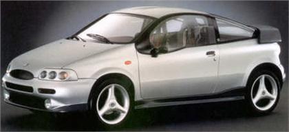 1994 Fiat Punto Monomille (Zagato)
