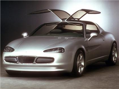 1995 Daewoo Bucrane (ItalDesign)