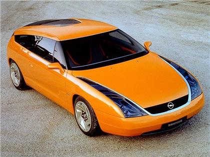 1996 Opel Slalom (Bertone)