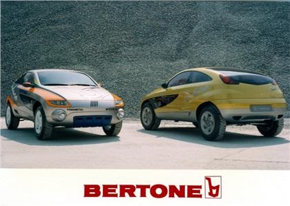 1996 Fiat Enduro (Bertone)