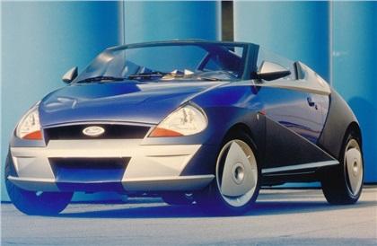 1996 Ford Saetta (Ghia)