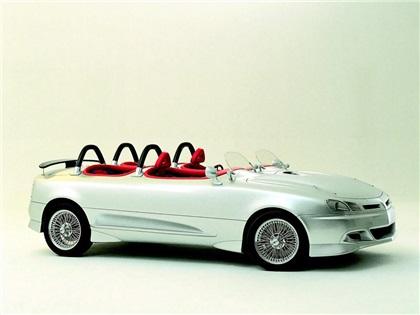 1996 ItalDesign Formula 4