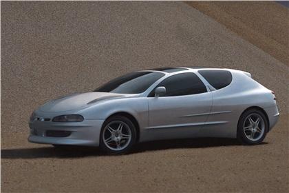 1996 ItalDesign Formula Legram
