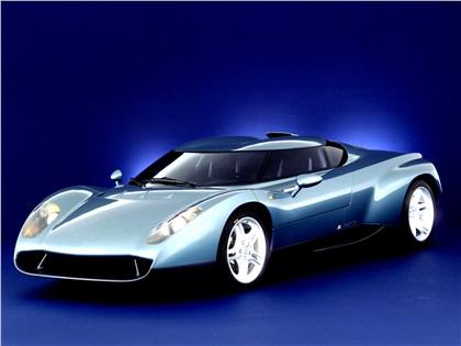 1996 Lamborghini Raptor (Zagato)