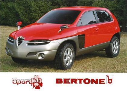 1997 Alfa Romeo Sportut (Bertone)