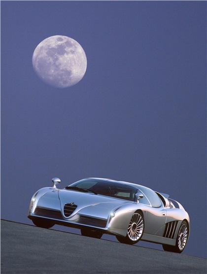 1997 Alfa Romeo Scighera (ItalDesign)