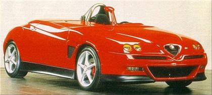 1998 Alfa Romeo Monoposto Spider